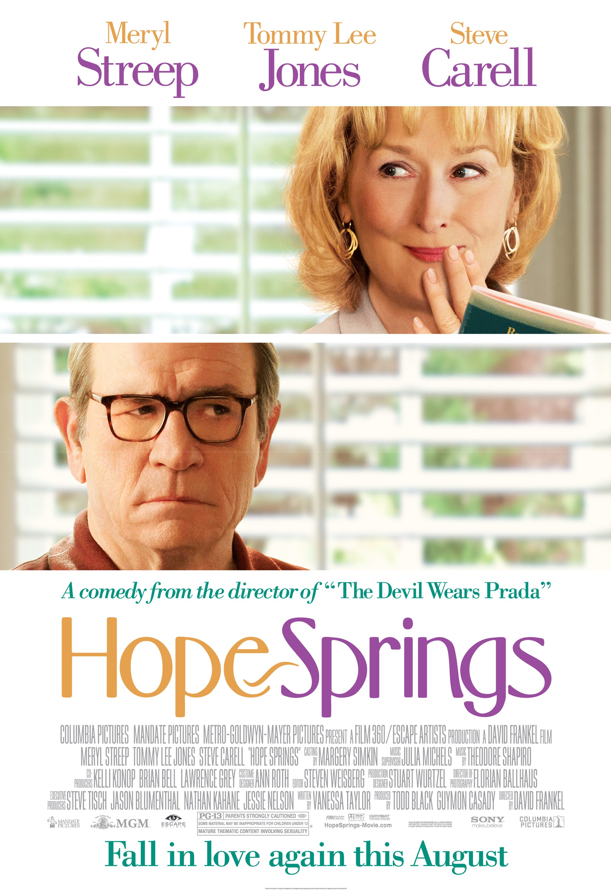 Весняні надії / Hope Springs (2012) Ukr/Eng | Sub Eng