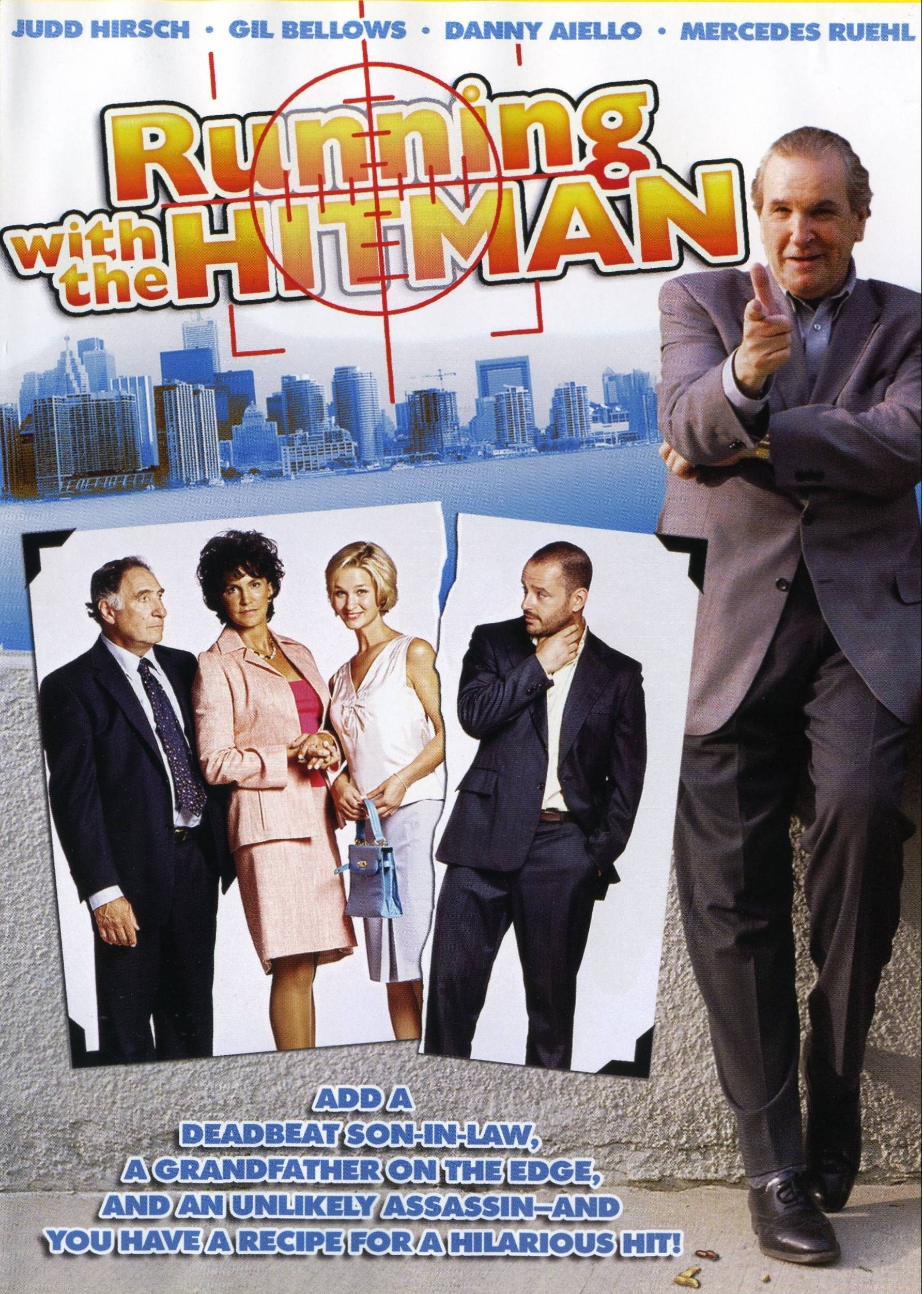Неідеальне вбивство / Zeyda and the Hitman / Running With The Hitman (2004) Ukr/Eng