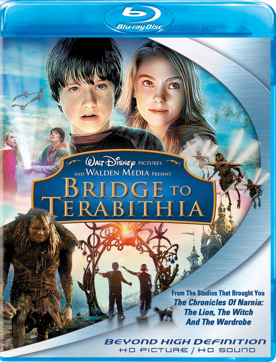 Міст у Терабітію / Міст до Терабітії / Bridge to Terabithia (2007) 1080p 2хUkr/Eng | Sub Eng