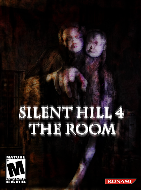 [Win] Silent Hill 4: The Room (2004) Українізатор