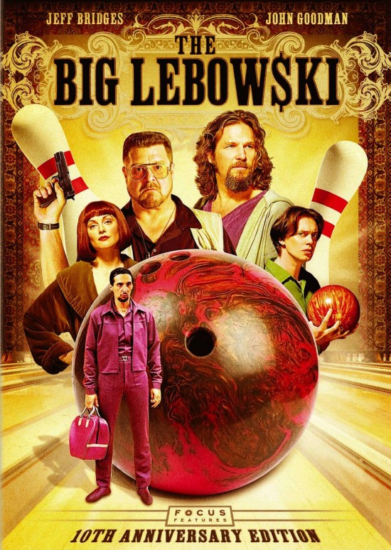 Великий Лебовські / The Big Lebowski (1998) Remux 1080p 2xUkr/Eng | Sub Eng