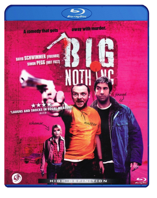 Повний облом / Big Nothing (2006) Remux 1080p Ukr/Eng | Sub Eng/Dut